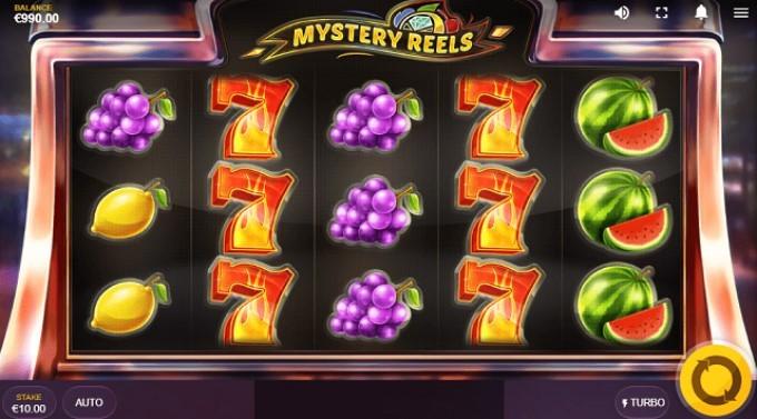 слот Mystery Reels