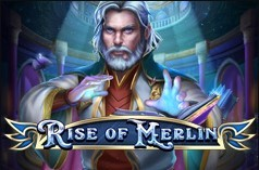 Онлайн слот Rise of Merlin (Play'n Go)